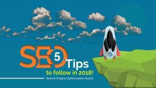 5 SEO tips to follow in 2018!.pdf