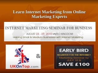 Internet Marketing from Online..ppt