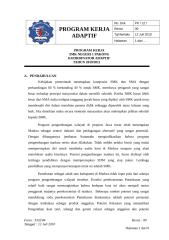 PROGRAM KERJA ADPTIF.doc