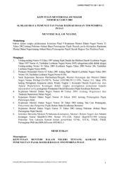 KEPMENDAGRI 36 2002 ALOKASI BIAYA PEMUNGUTAN PAJAK DAERAH BAGIAN TIM PEMBINA PUSAT.pdf