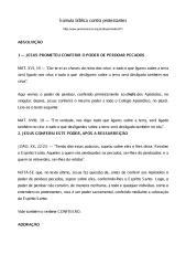 Súmula Bíblica contra Protestantes - Padre Antonio Miranda.pdf